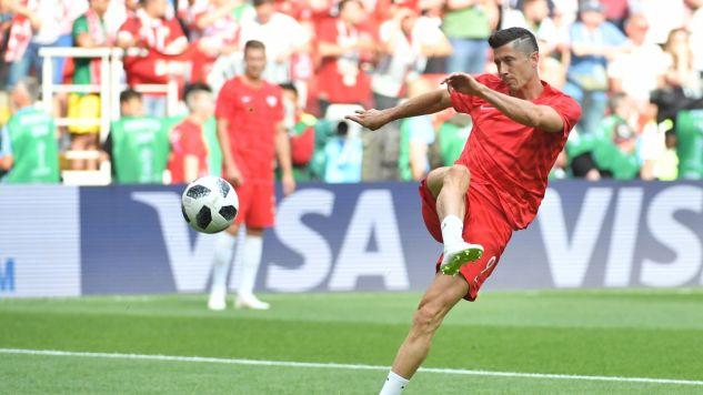 Polska zagra z Kolumbią w drugim meczu mundialu (fot. PAP/Bartłomiej Zborowski)