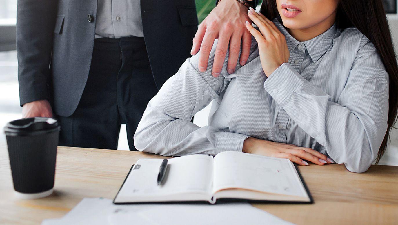 Nie chciałam zrujnować mu całej przyszłości – tłumaczyła prawniczka, która nie zgłosiła, że była napastowana przez kolegę (fot. Shutterstock/Estrada Anton)