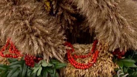 Tradycja dożynek żywa także w Nowej Hucie