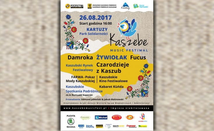 Kaszëbë Music Festiwal 2017