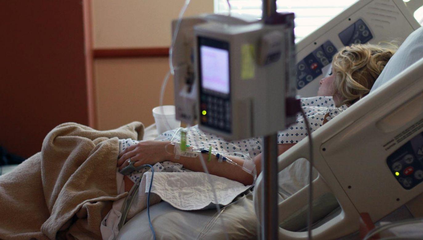 Ofiara była pod wpływem podanych jej leków nasennych; zdjęcie ilustracyjne (fot. pixabay/Parentingupstream)