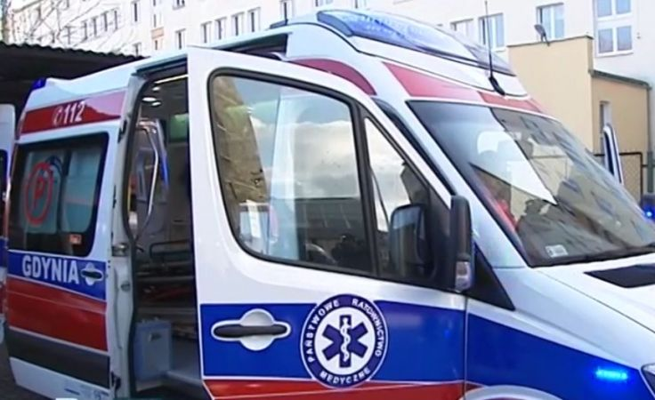 Pogotowie Ratunkowe w Gdyni otrzymało karetkę