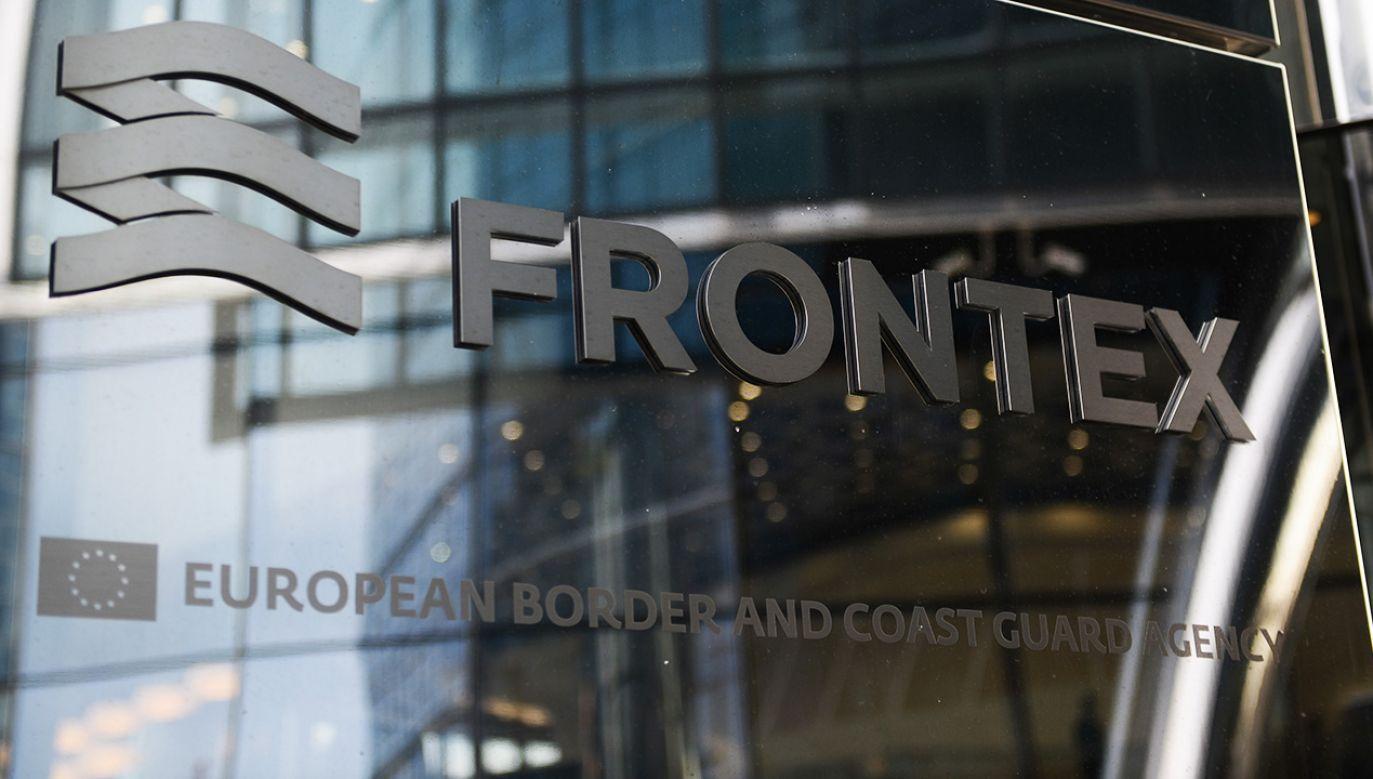Sprawa reformy Frontexu będzie jednym z tematów, którym zajmą się liderzy państw UE na nieformalnym szczycie w Salzburgu. (fot. arch. PAP/Jakub Kamiński)