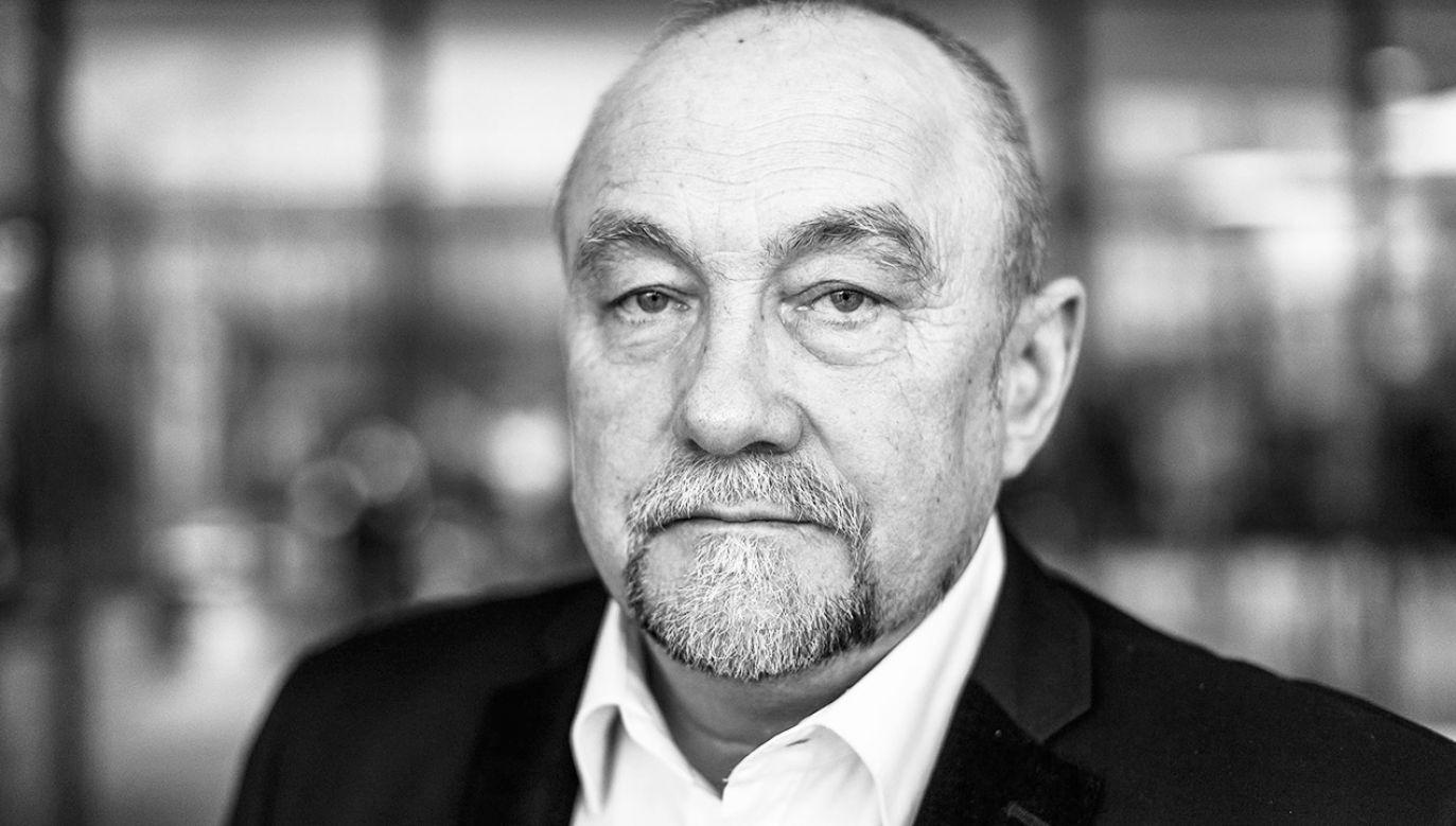 Andrzej Gmitruk zmarł w wieku 67 lat (fot. arch.PAP/Maciej Kulczyński)