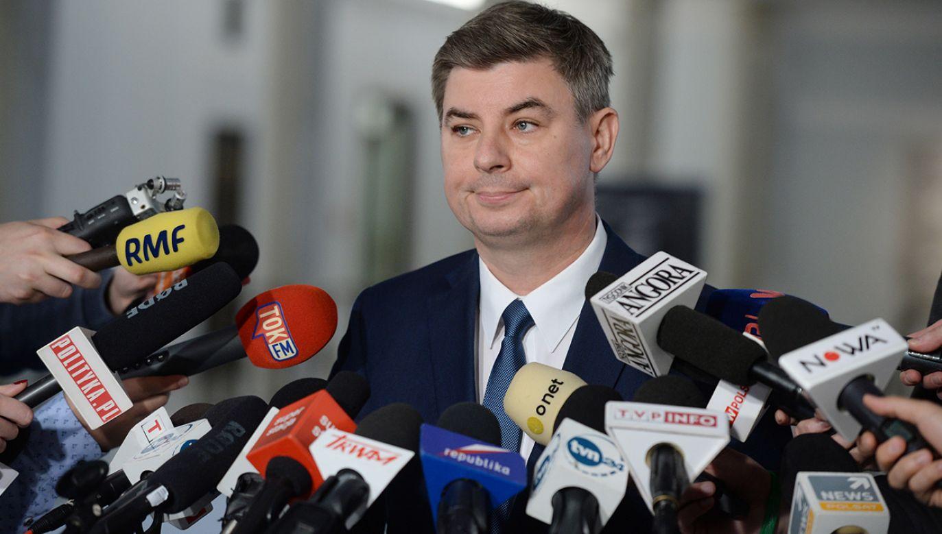 Jan Grabiec, Platforma Obywatelska (fot. arch.PAP/Jacek Turczyk)