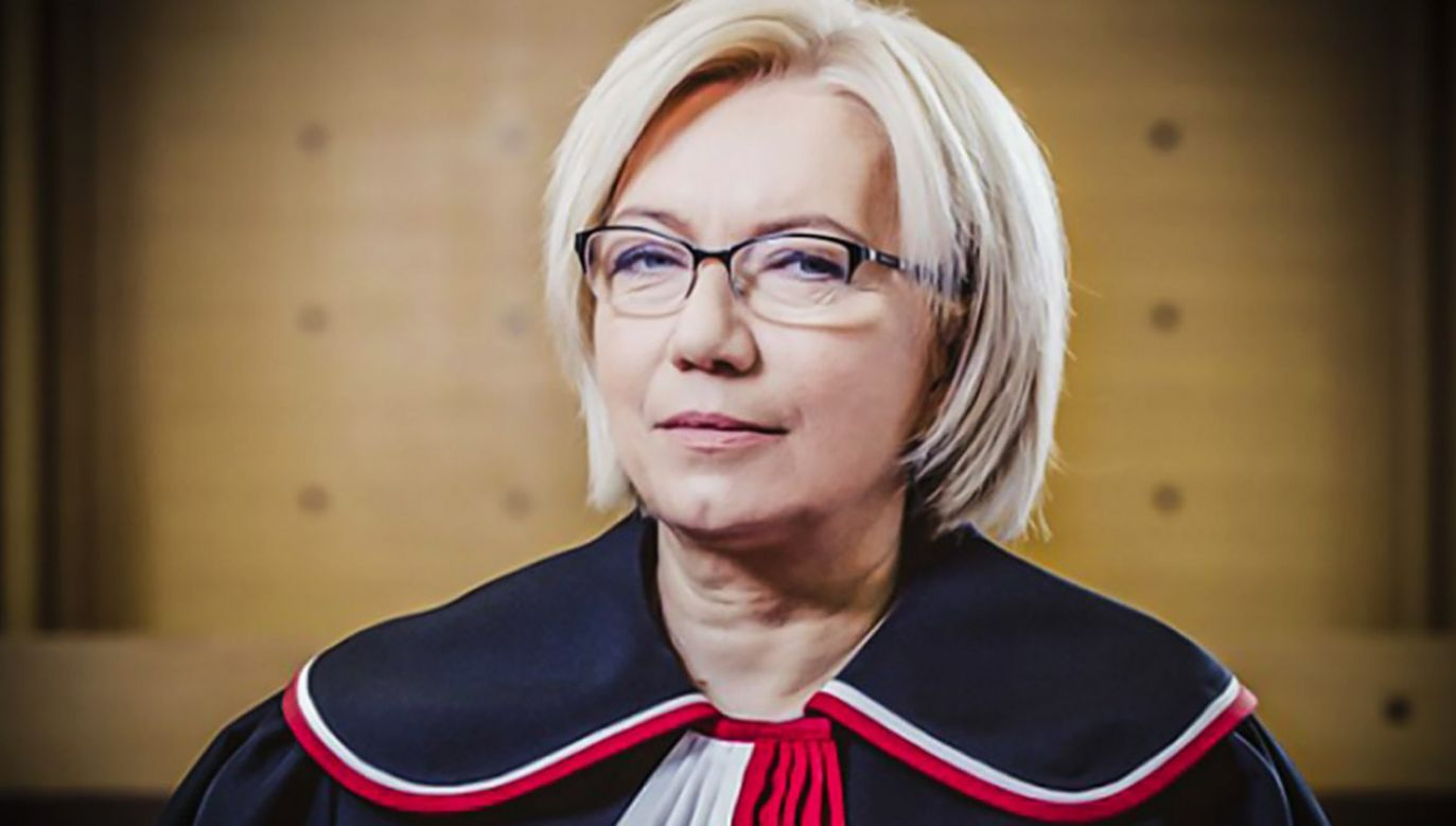 Prezes TK Julia Przyłębska (fot. Materiały prasowe)