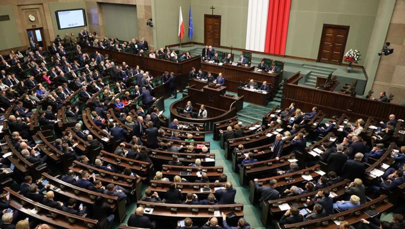 (fot. sejm.gov.pl/Rafał Zambrzycki)