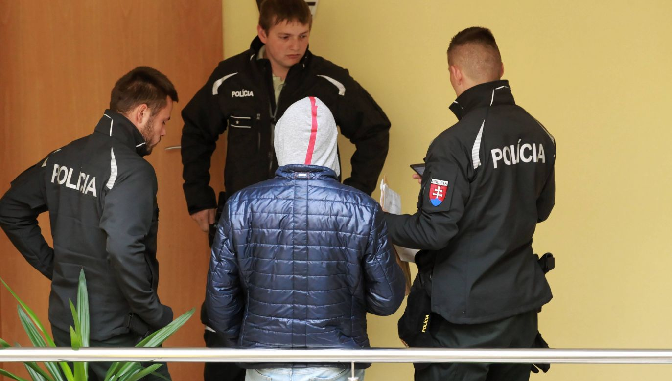 Polish driver who caused the fatal accident was arrested by the Slovakian police on Thursday. PAP/Grzegorz Momot