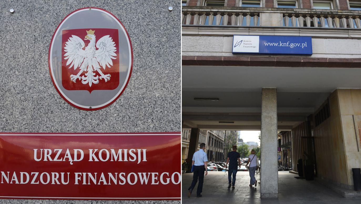 Miliarder Leszek Czarnecki nagrał rozmowę z szefem KNF Markiem Chrzanowski, podczas której miała paść propozycja korupcyjna (fot. arch. PAP/Radek Pietruszka)