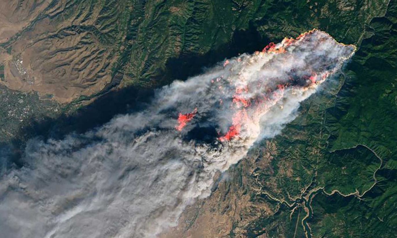 (fot. REUTERS/Courtesy NASA/Handout)