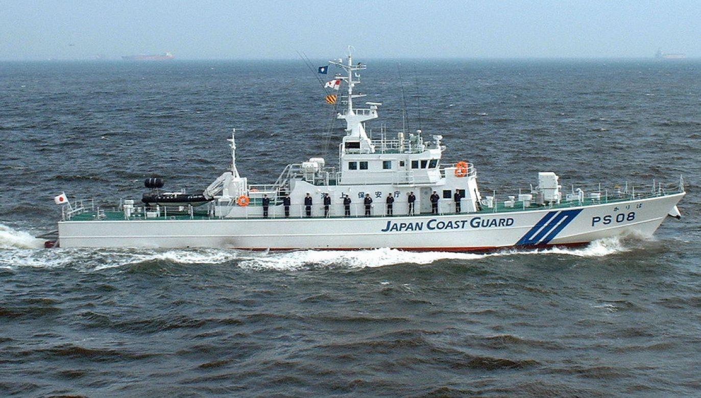 Trwa akcja ratunkowa (fot. Wiki/Sizuru)