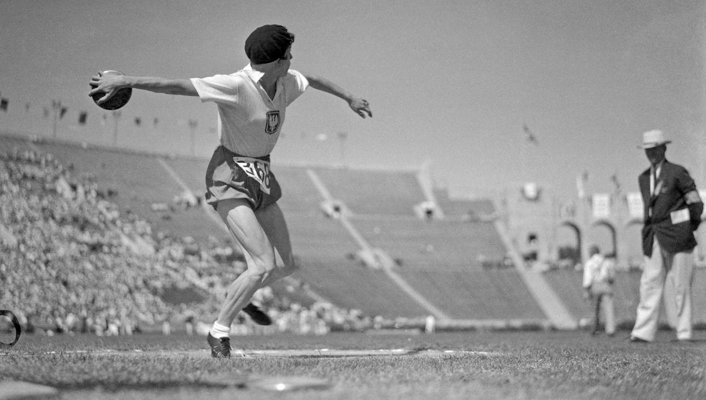 Polska lekkoatletka Stanisława Walasiewicz, mistrzyni olimpijska, wielokrotna rekordzistka świata (fot. Getty Images)