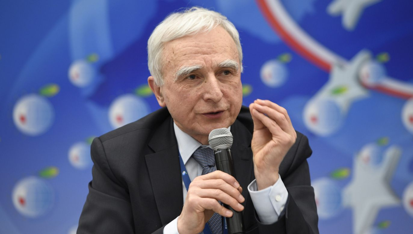 Piotr Naimski (fot. PAP/Darek Delmanowicz)