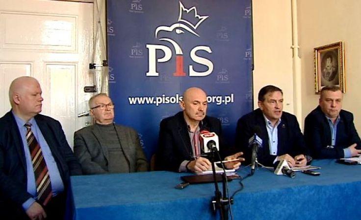 Piotr Grzymowicz kandydatem opozycji? PiS komentuje