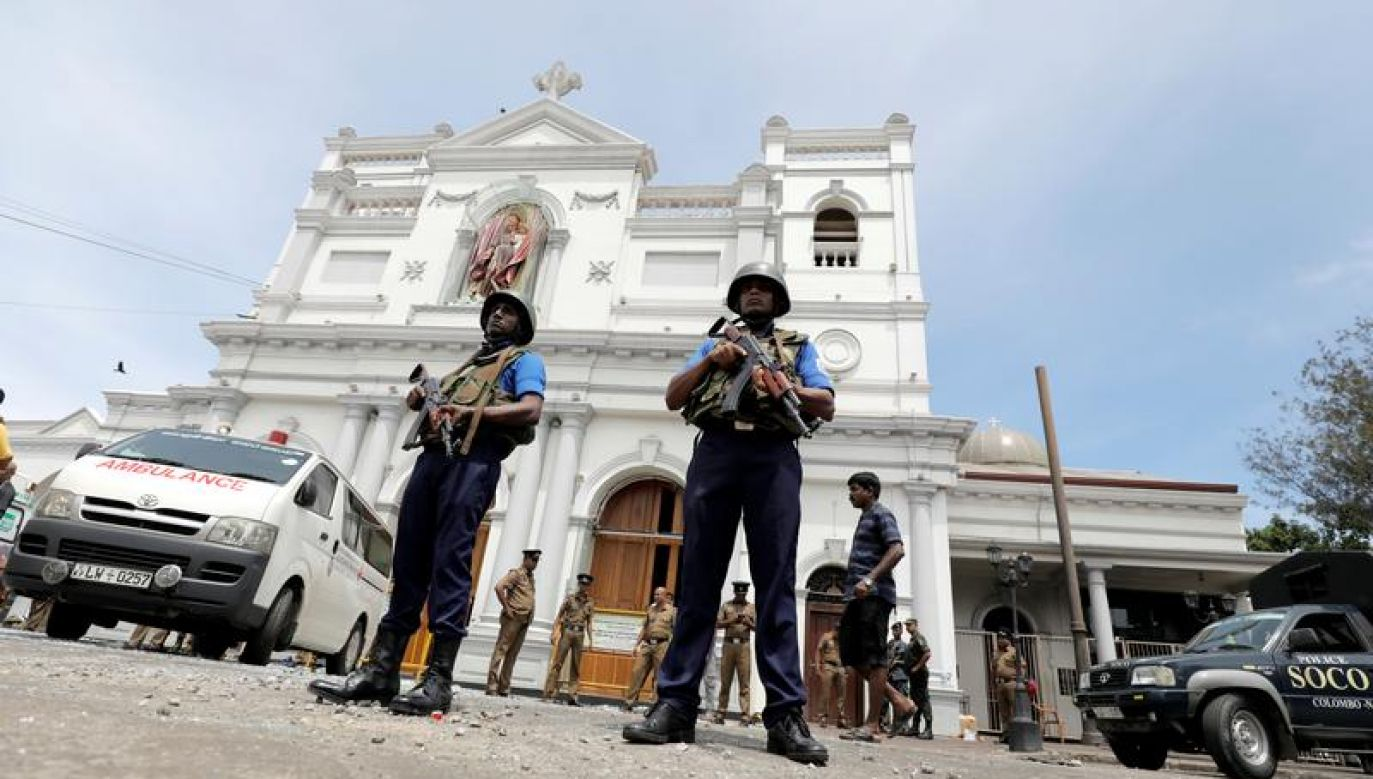 Wielu rannych jest w stanie krytycznym (fot. REUTERS/Dinuka Liyanawatte)