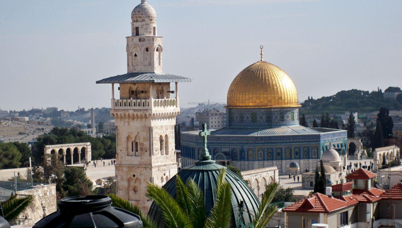 Australia uznaje Jerozolimę Zachodnią za stolicę Izraela (fot. Wikimedia Commons)