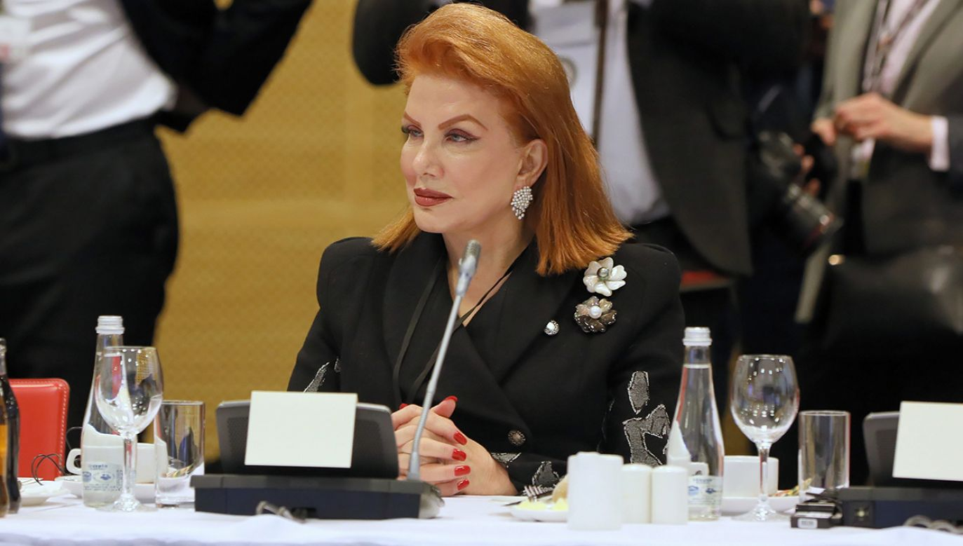 Ambasador USA w Polsce Georgette Mosbache (fot. PAP/Paweł Supernak)