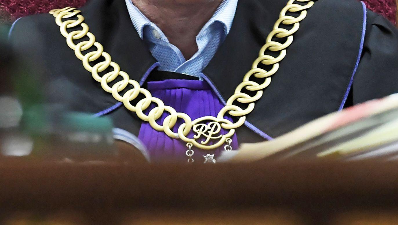 Wyrok w sprawie mafii mieszkaniowej (fot. PAP/Piotr Nowak, zdjęcie ilustracyjne)