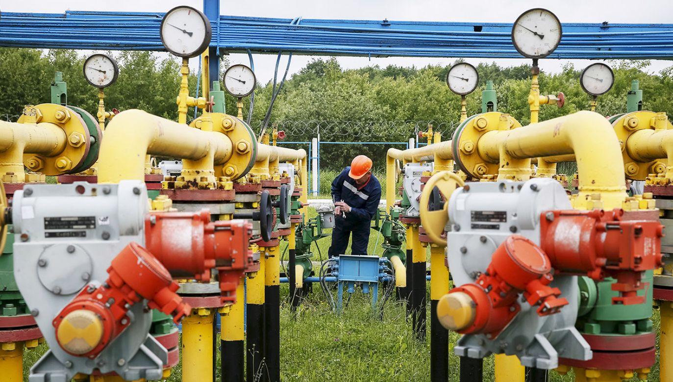 KE ogłosiła w maju decyzję, która ostatecznie zatwierdziła ugodę z Gazpromem w sprawie o nadużywanie przez niego pozycji w Europie Środkowej i Wschodniej (fot. REUTERS/Gleb Garanich)