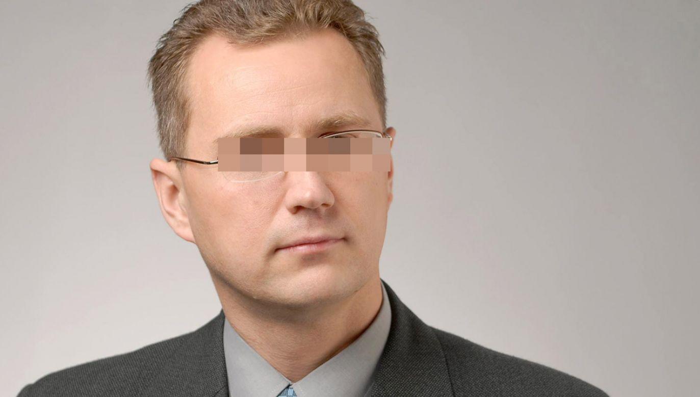 Paweł J. był przewodniczącym i wiceprzewodniczącym Rady Miasta oraz kandydatem na starostę (fot. FB/Paweł J.)