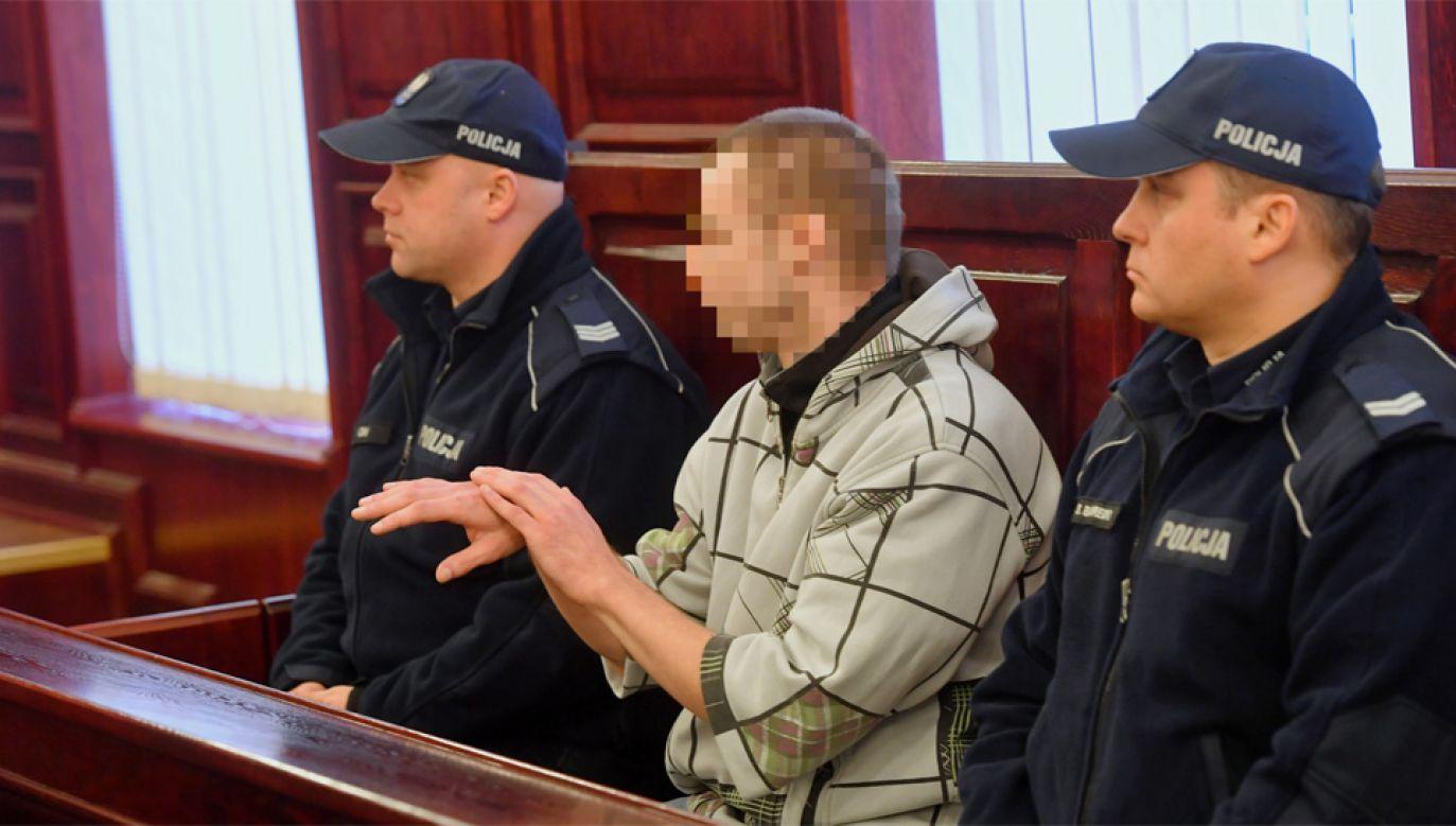 Ryszard D. wyjdzie na wolność najwcześniej po 13 latach (fot. PAP/Marcin Bielecki)