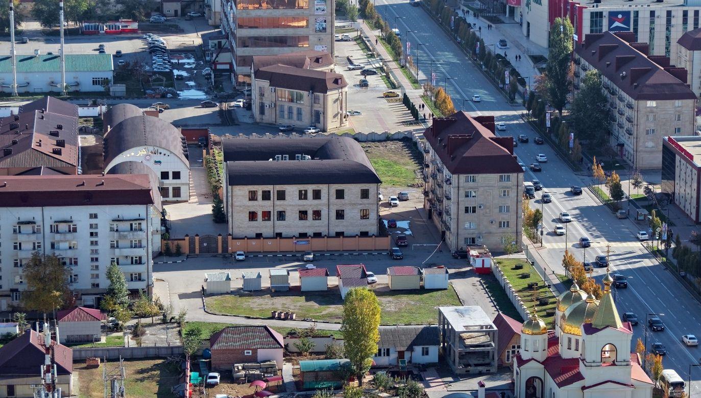 Grozny stolicy Czeczenii (fot. flickr.com/Alexxx Malev)