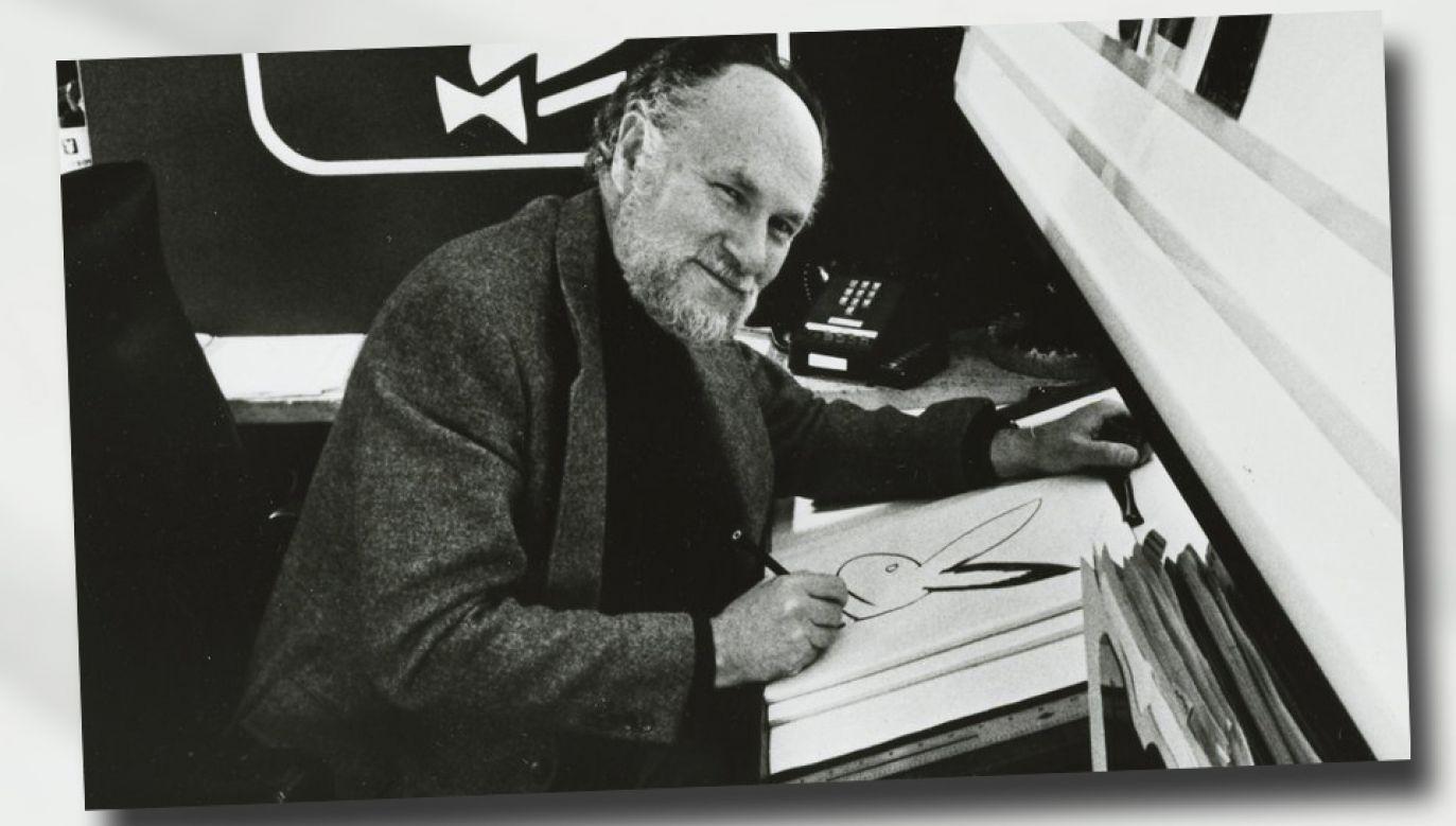 """Art Paul przez lata był dyrektorem artystycznym """"Playboya"""" (fot. TT)"""