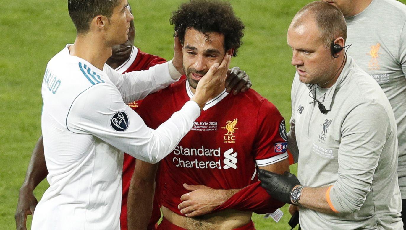 Mohamed Salah (fot. Getty Images)