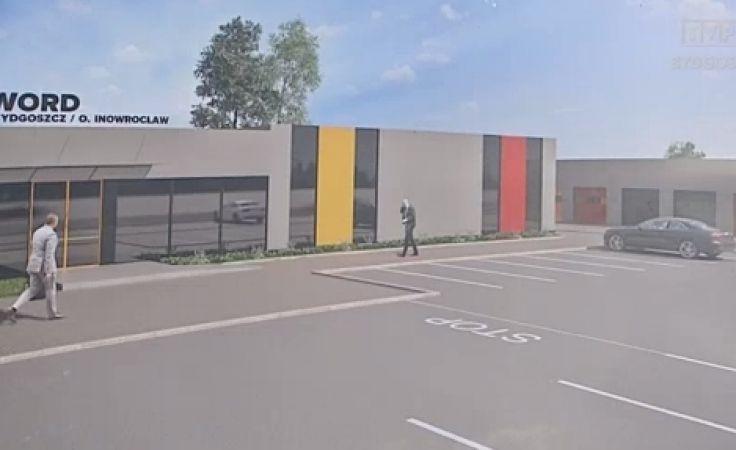 Jest umowa na budowę filii WORD w Inowrocławiu