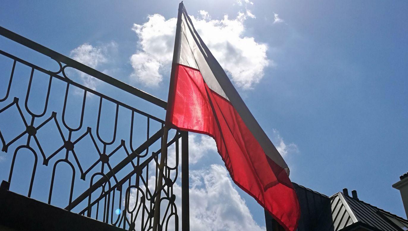 Dzień Flagi RP ustanowiono w 2004 r. (fot. Twoje Info)