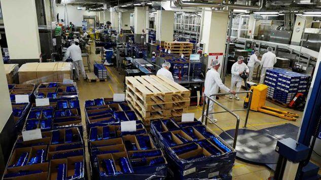Fabryka Lotte Wedel w Warszawie (fot. REUTERS/Kacper Pempel)