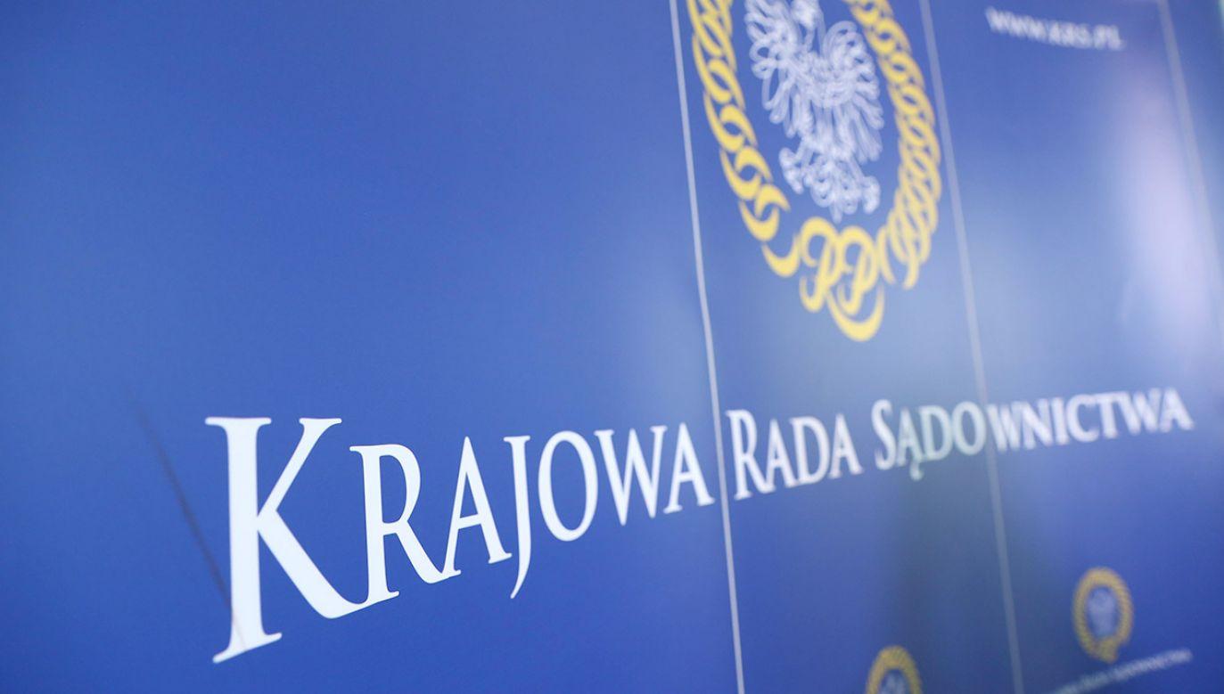 W czwartek KRS zaopiniowała negatywnie oświadczenie kierującego obecnie pracami SN Józefa Iwulskiego (fot. arch.PAP/Rafał Guz)