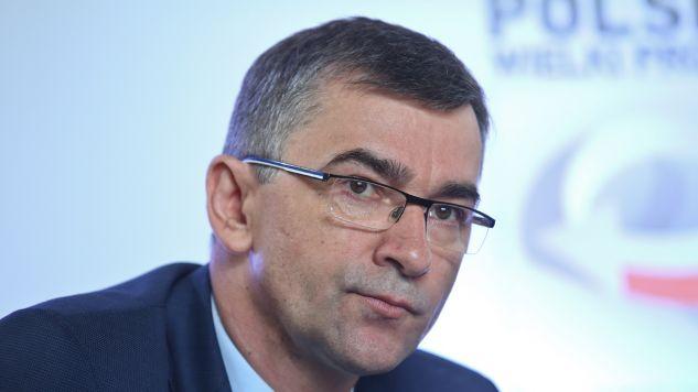 Andrzej Przyłębski, ambasador Polski w Niemczech (fot. arch.PAP/Rafał Guz)