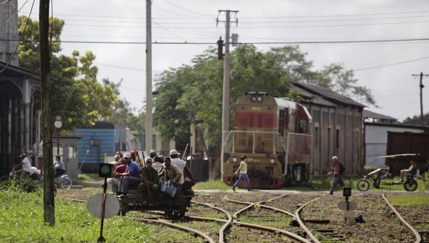 Gruntowna modernizacja kubańskich kolei potrwa do 2030 r. (fot. REUTERS/Desmond Boylan)