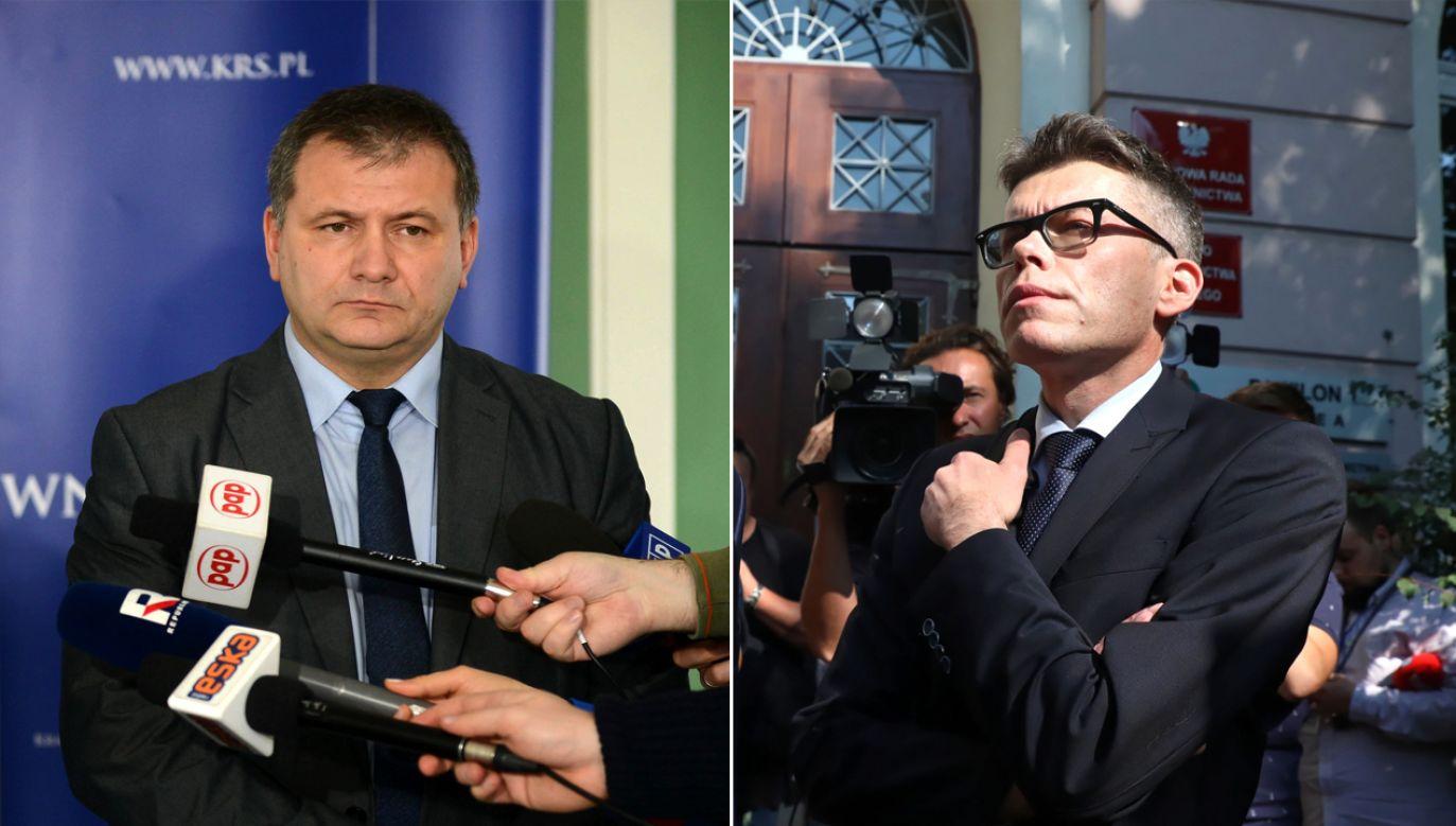 (fot. PAP/Jakub Kamiński/Tomasz Gzell)