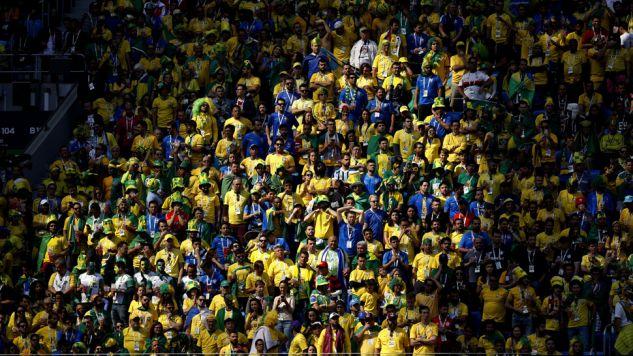 Gangsterowi pozwolono obejrzeć do końca mecz z Kostaryką (fot. Julian Finney/Getty Images)