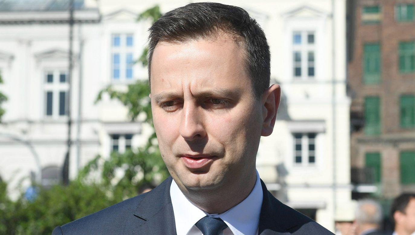 Lider PSL mówił o perspektywach wyborczych swojej partii (fot. arch.PAP/Radek Pietruszka)