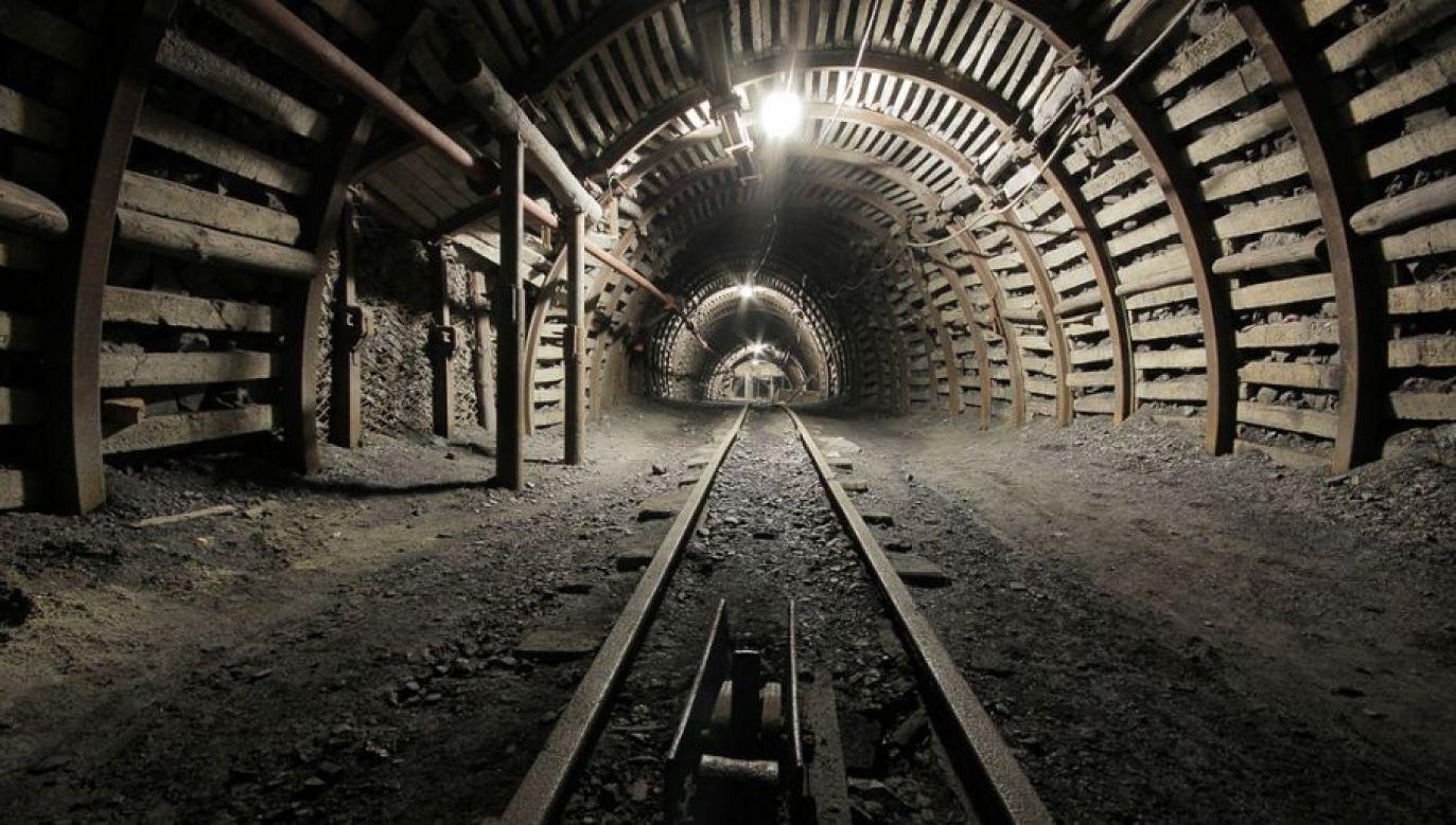Prowadzona jest akcja wydobycia ciała zabitego górnika (Fot. Flickr/Mariusz Cieszewski)