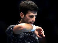 Novak Djoković przegrał w finale ATP Finals