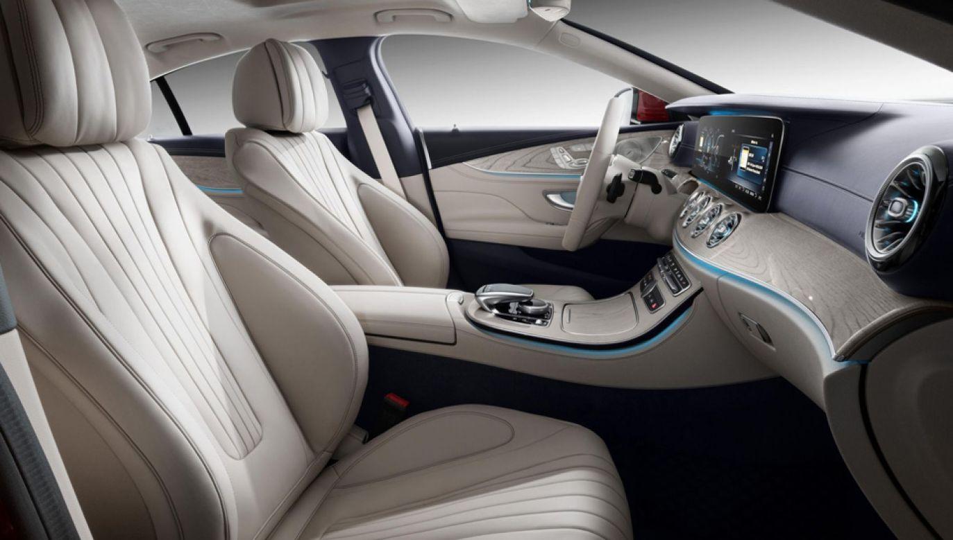 Rosnąca popularność aut klasy premium świadczy o coraz wyższym poziomie zamożności (fot. mat.pras.)