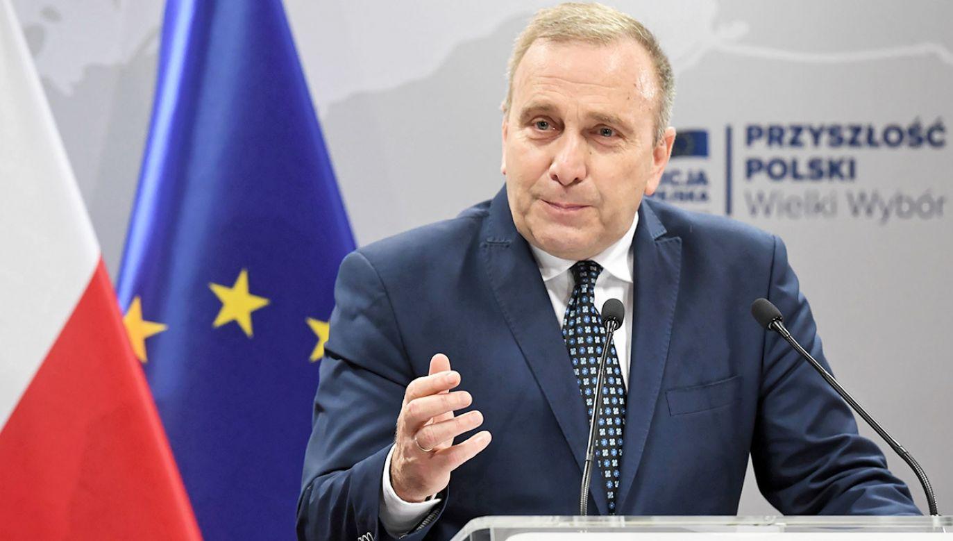 Lider PO miał obiecać pewnemu biznesmenowi załatwienie zgody na budowę (fot. PAP/Jacek Bednarczyk)