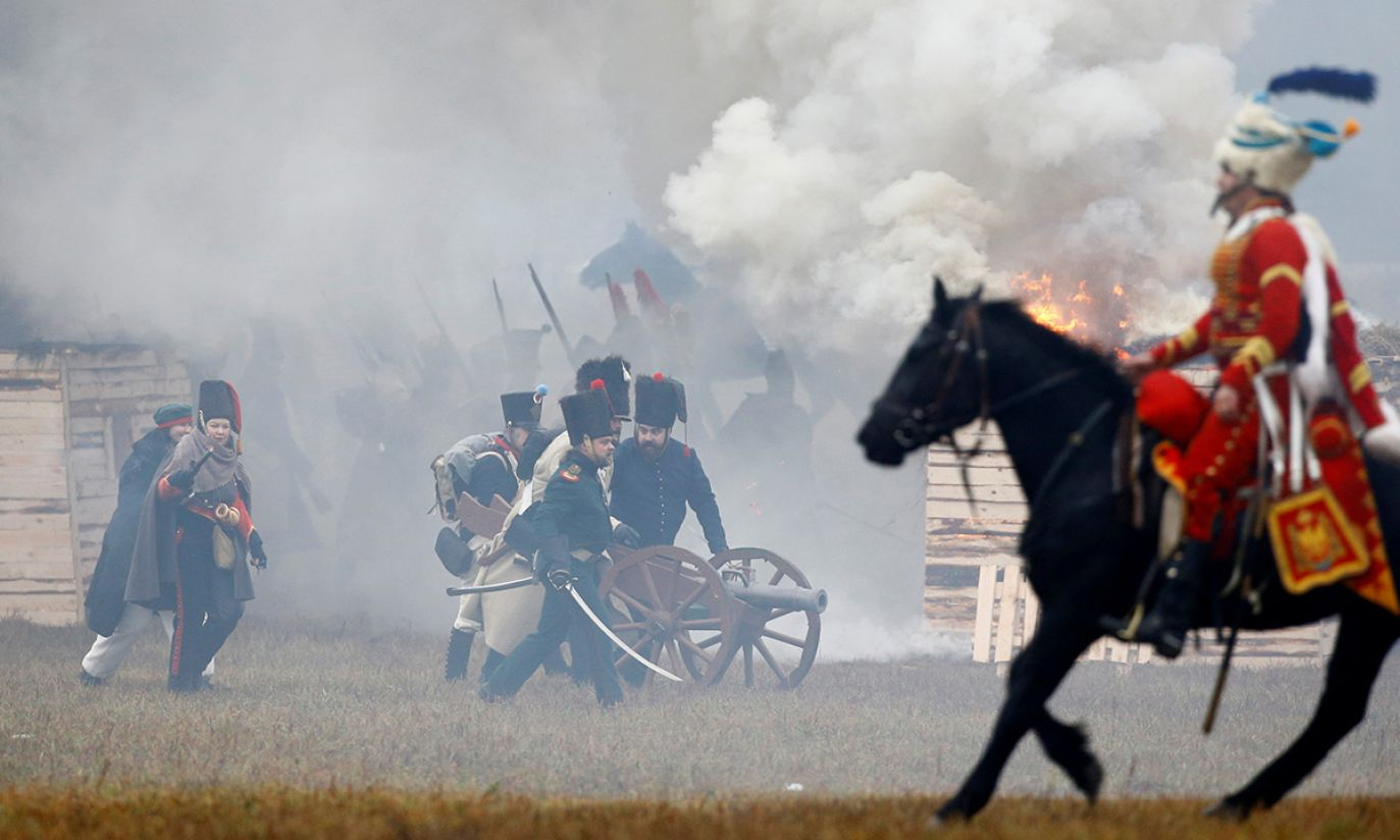 (fot. REUTERS/Vasily Fedosenko)
