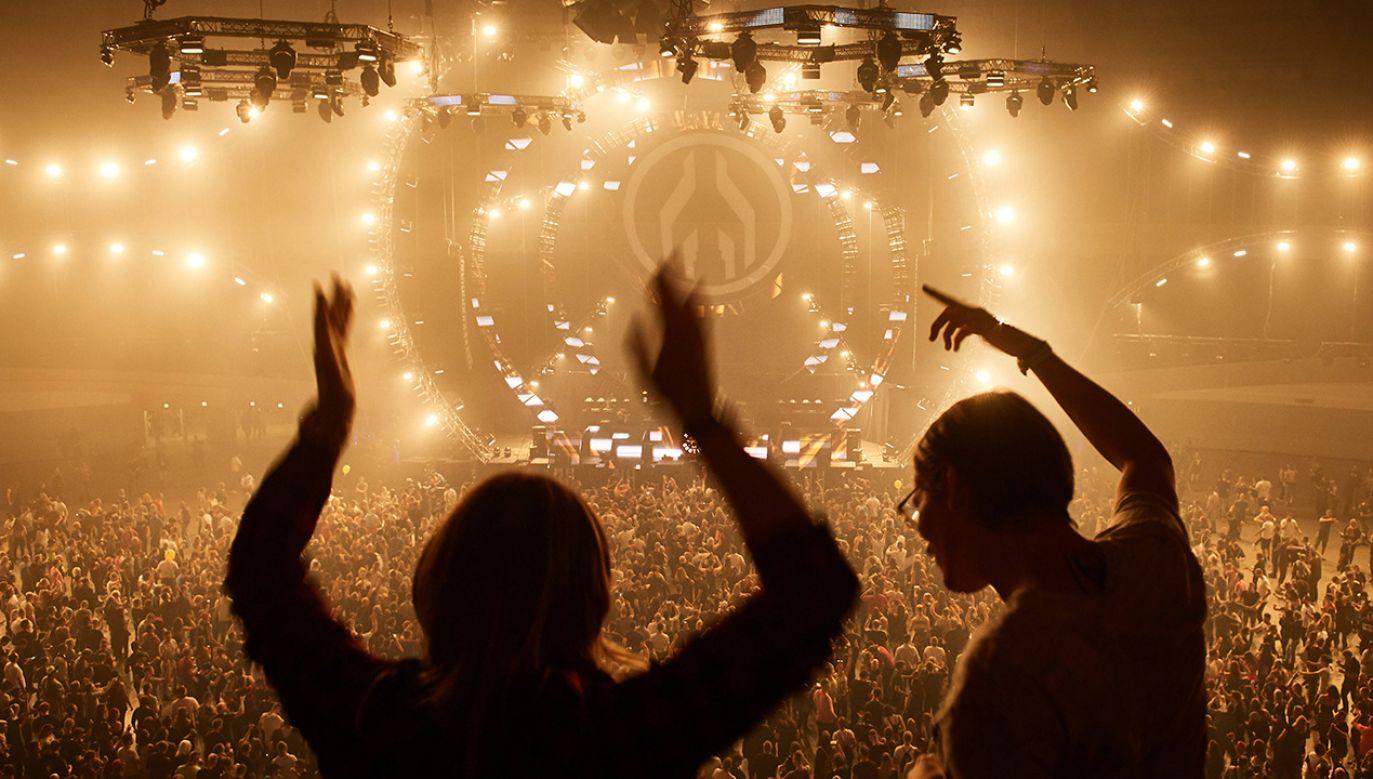 Festiwal Mayday co roku gromadzi tysiące osób (fot. arch. PAP/Bernd Thissen)