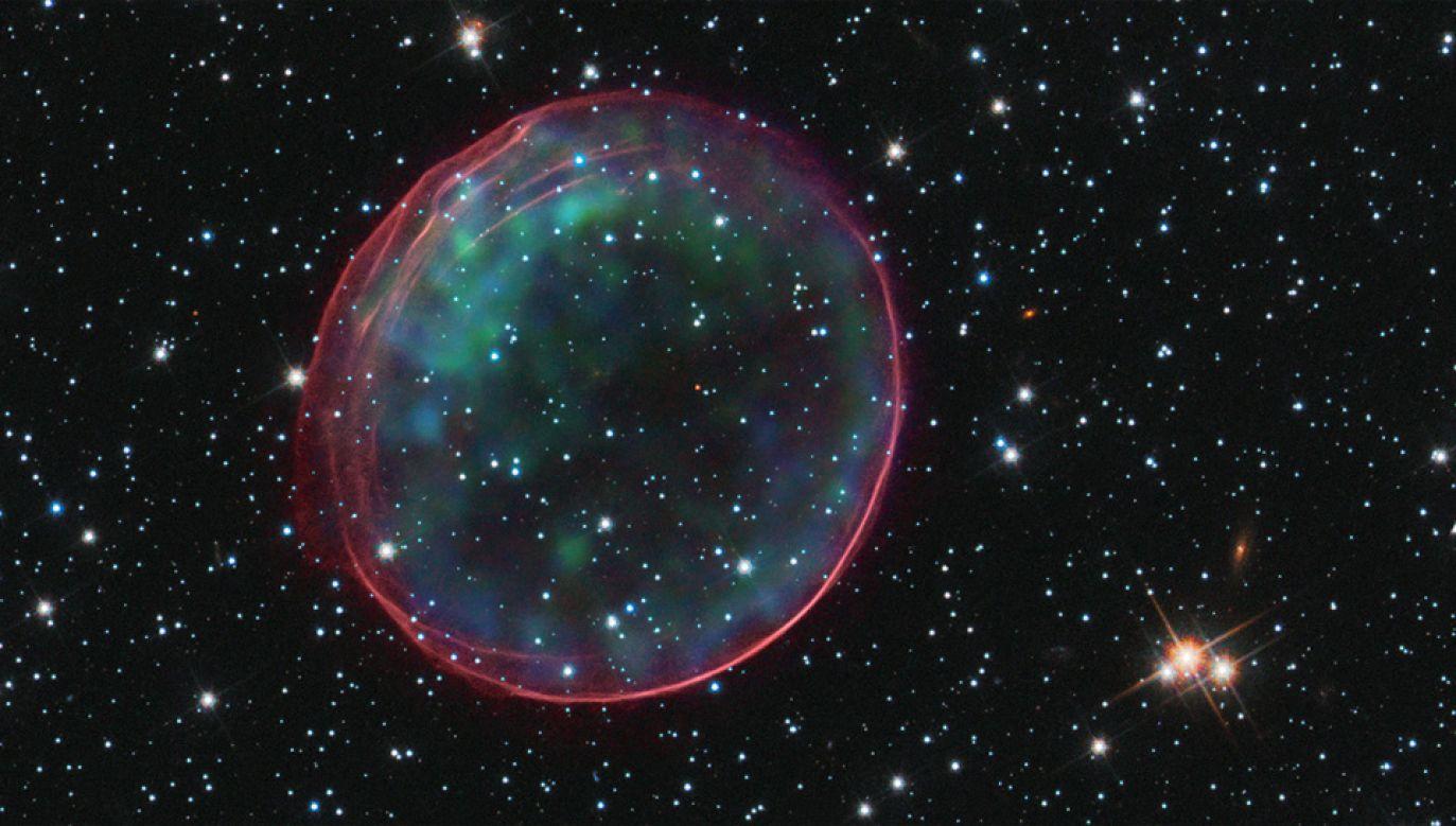 Model ma tłumaczyć m.in. istnienie ciemnej energii (fot. Flickr/Smithsonian Institution)