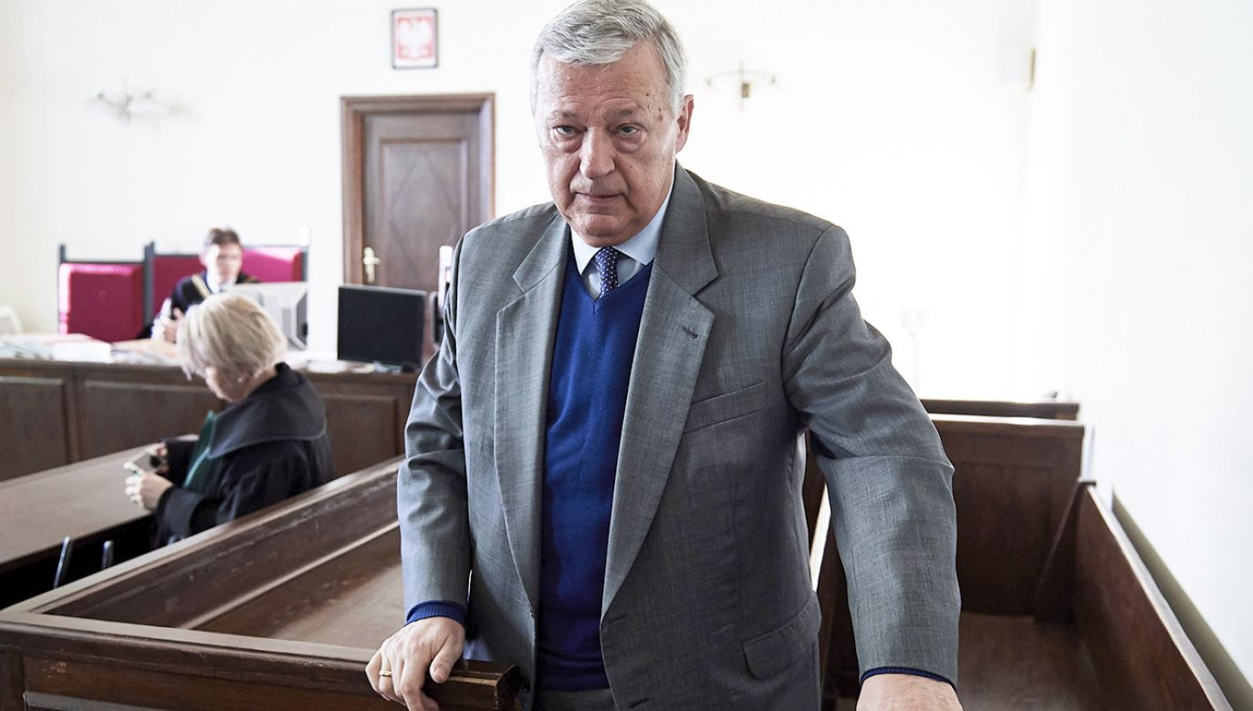 Sąd uniewinnił  lidera pomorskiego SLD Jerzego Jędykiewicza, oskarżonego o udział w aferze wydawnictwa Archidiecezji Gdańskiej Stella Maris (fot. PAP/Adam Warżawa)