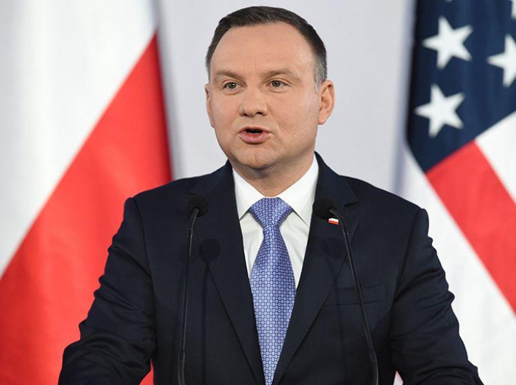 Prezydent Andrzej Duda: W Polsce Panuje Absolutna Wolność