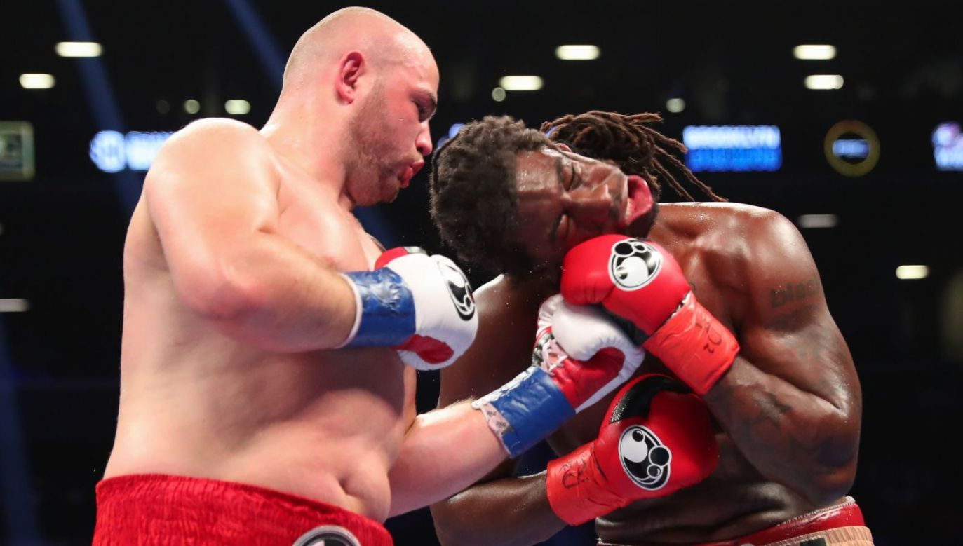 Adam Kownacki (fot. Getty Images)
