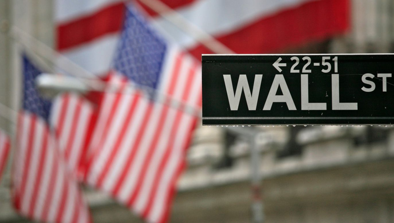Dow Jones stracił w poniedziałek prawie 1200 punktów (fot. Flickr/Alex Proimos)