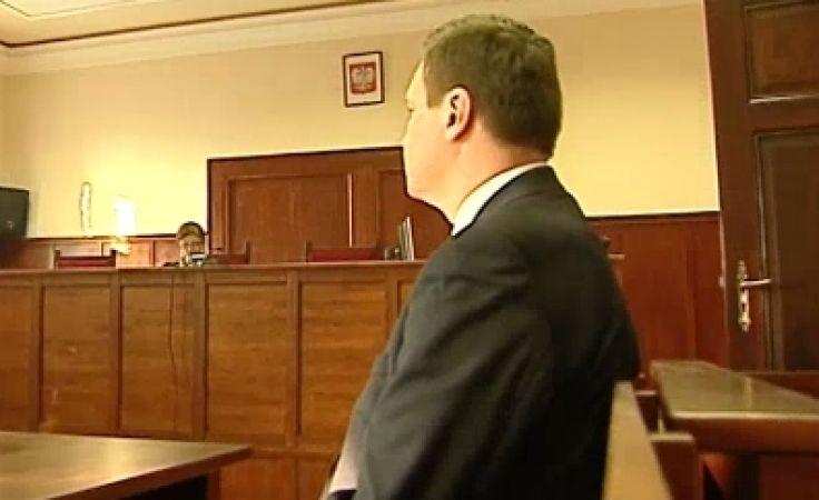 Koniec procesu posła Łukasza Zbonikowskiego
