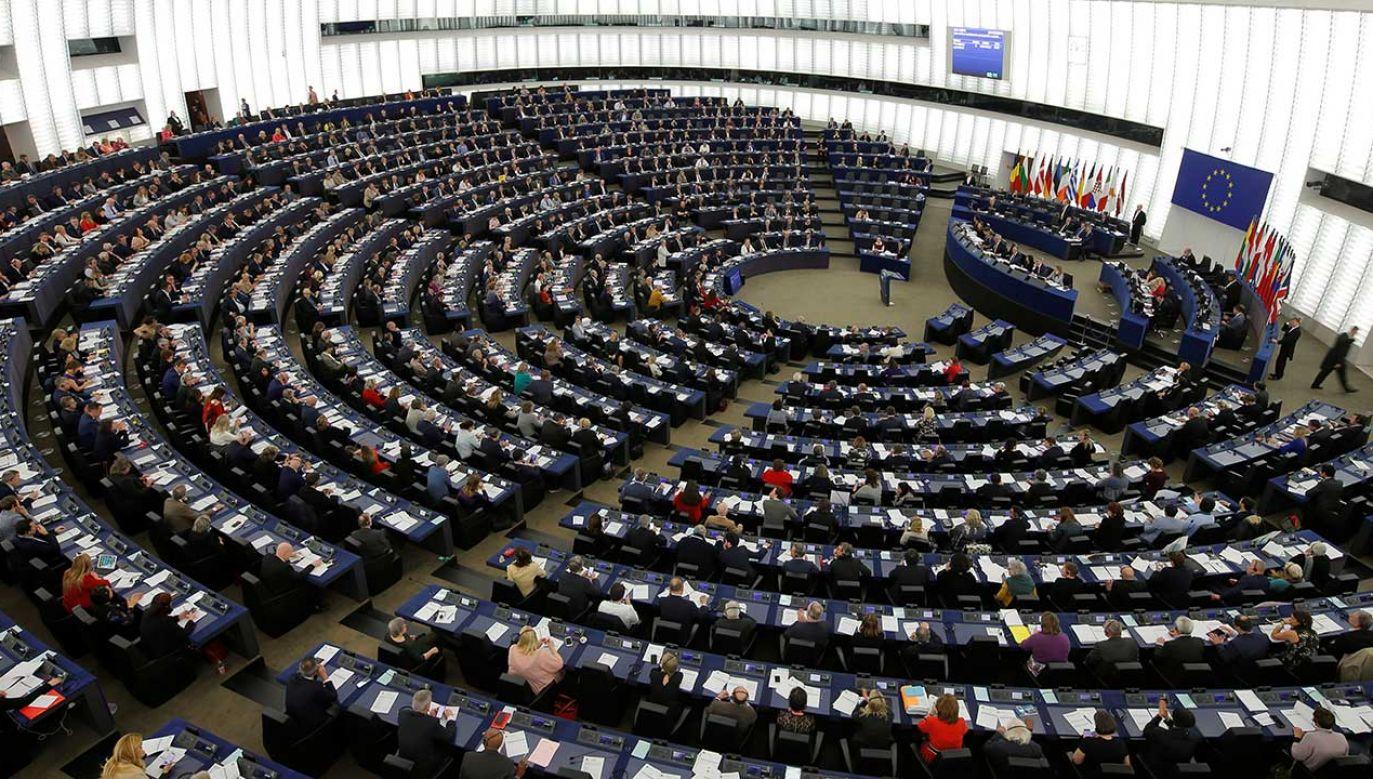 Łącznie o mandat europosła w całej Polsce ubiega się 866 kandydatów (fot. REUTERS/Vincent Kessler)